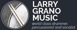LARRY GRANO MUSIC Mobile Retina Logo